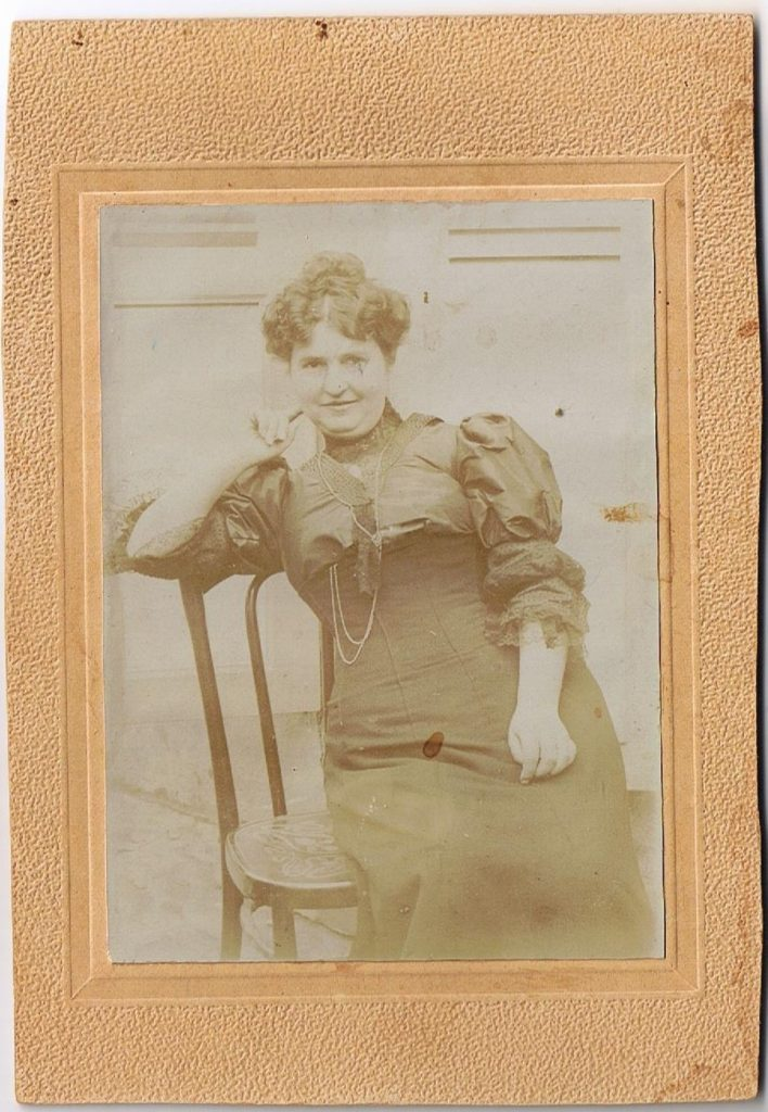 Elisa Rodier (1869-1913), mon AAGM.